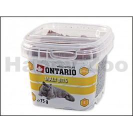 ONTARIO Cat Snack Malt Bits 75g