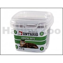 ONTARIO Cat Snack Dental Bits 75g