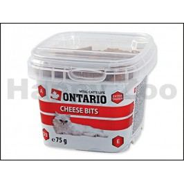 ONTARIO Cat Snack Cheese Bits 75g