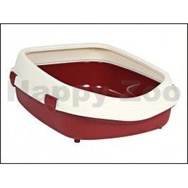 Toaleta TRIXIE Primo XL otevřená s okrajem 56x25x71cm