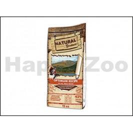 NATURAL GREATNESS Optimum Recipe Mini & Medium 12kg