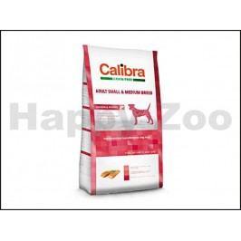 CALIBRA Dog Grain Free Adult Small & Medium Breed Salmon & Potat