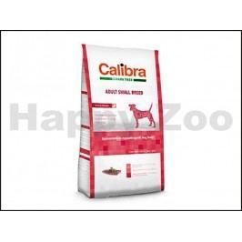 CALIBRA Dog Grain Free Adult Small Breed Duck & Potato 2kg