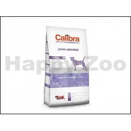 CALIBRA Dog Hypoallergenic Junior Large Breed Lamb & Rice 14kg