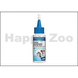 FRANCODEX čistící roztok na oči pro štěňata a koťata 60ml