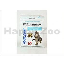 FRANCODEX Breath Dental - pamlsky pro kočky 60g