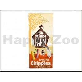 SUPREME Tiny Farm Snack Reggie Chippies Rat 120g