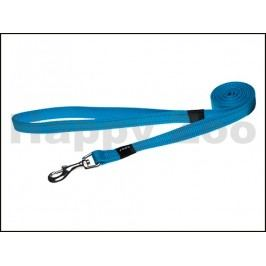 Vodítko ROGZ Utility HL 11 F-Turquoise (M) 1,6x140cm