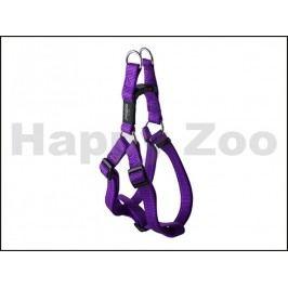 Postroj ROGZ Utility SSJ 05 E-Purple (XL) 2,5x43-70x60-100cm