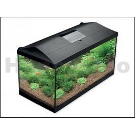 Akvarijní set AQUAEL Leddy Plus 80 černé (105l) 75x35x40cm