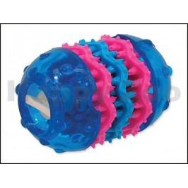 Hračka DOG FANTASY TPR guma - Dental modrá 6x10cm