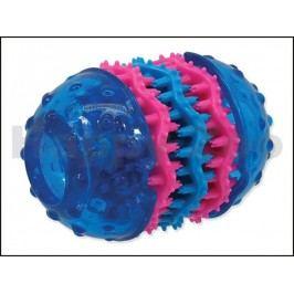 Hračka DOG FANTASY TPR guma - Dental modrá 11x8cm