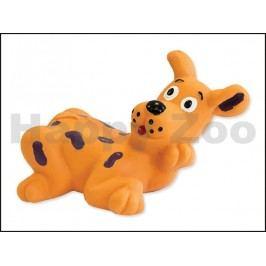 Hračka DOG FANTASY latex - zvířátko se zvukem 8-10cm (MIX BAREV)
