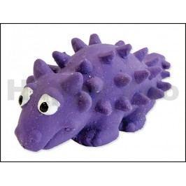 Hračka DOG FANTASY latex - dinousaurus se zvukem 6-8cm (MIX BARE