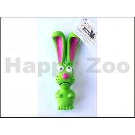 Hračka SALAČ latex - zajíc zelený 17cm