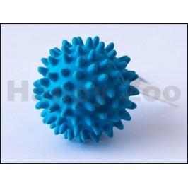 Hračka SALAČ latex - míč s bodlinami modrý 6,8cm