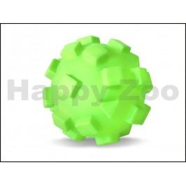 Hračka JK vinyl - míč s kostkami 12cm (MIX BAREV)