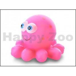 Hračka JK vinyl - chobotnička 10cm