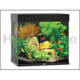 Akvarijní set JUWEL Lido LED 120 černý (120l) 61x41x58cm