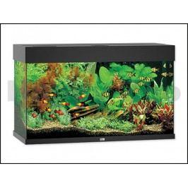 Akvarijní set JUWEL Rio LED 125 černý (125l) 81x36x50cm