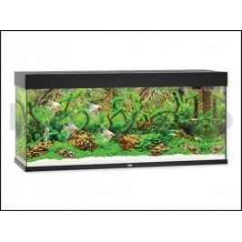 Akvarijní set JUWEL Rio LED 240 černý (240l) 121x41x55cm