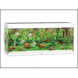 Akvarijní set JUWEL Rio LED 240 bílý (240l) 121x41x55cm