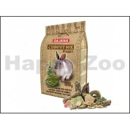 DAJANA Country Mix Rabbit 1000g