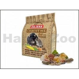 DAJANA Country Mix Rat & Mouse 500g