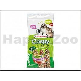 V-L Crispy Sticks Herbivores  - tyčky pro býložravce 3x55g