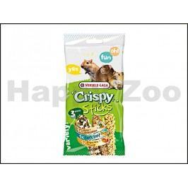 V-L Crispy Sticks Omnivores  - tyčky pro všežravce 3x55g