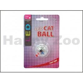Hračka MAGIC CAT pro kočky - míček LED svítící 3,75cm