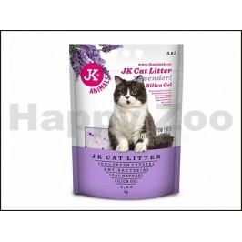 Podestýlka JK silikagel s levandulovou vůní 1,6kg (3,8l)