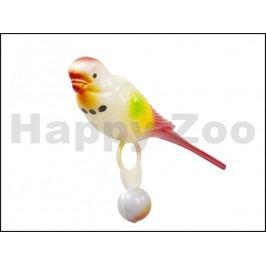 Hračka pro ptáky JK - andulka (M)