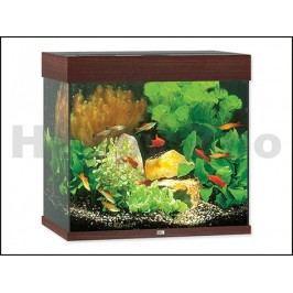 Akvarijní set JUWEL Lido LED 120 hnědý (120l) 61x41x58cm