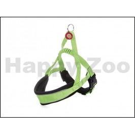 Postroj JK Comfort zelený 58-66cm