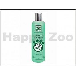 MENFORSAN šampón Aloe Vera zklidňující a hojivý pro psy 300ml