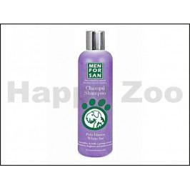 MENFORSAN šampón pro zesvětlení bílé srsti pro psy 300ml