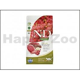 N&D Grain Free Quinoa Cat Urinary Duck & Cranberry 1,5kg