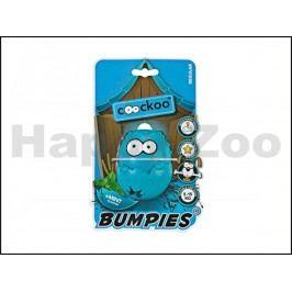 Hračka EBI guma - Coockoo Bumpies Regular modrá 6,8x5,8x8,5cm (p