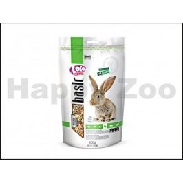 LOLO Basic pro králíky 600g