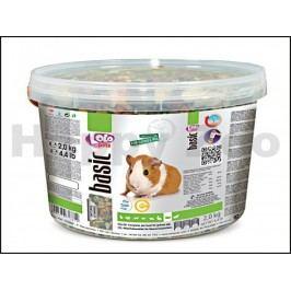 LOLO Basic pro morčata 2kg (3l) (vědro)
