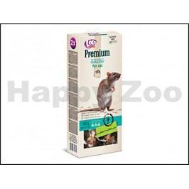Tyčky LOLO Premium pro potkany 100g (2ks)