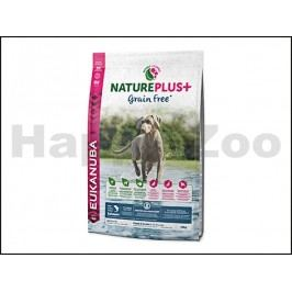 EUKANUBA Nature Plus+ Grain Free Puppy Salmon 10kg