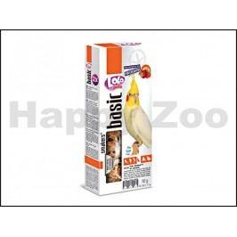 Tyčky LOLO Basic ovocné pro korely 90g (2ks)