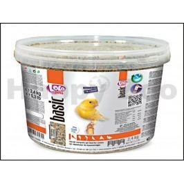 LOLO Basic pro kanáry 2,4kg (3l) (vědro)