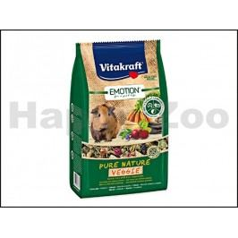 VITAKRAFT Emotion Pure Nature Veggie Guinea Pig 600g