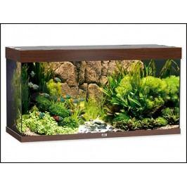 Akvarijní set JUWEL Rio LED 350 tmavě hnědý (350l) 121x51x66cm