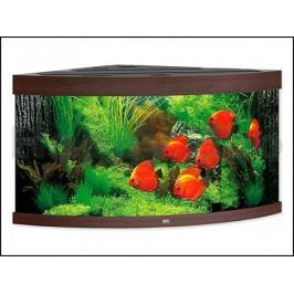 Akvarijní set JUWEL Trigon LED 350 tmavě hnědý (350l) 123x87x65c