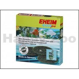 Náplň EHEIM molitan uhlíkový jemný Ecco Pro 130/200/300 (3ks)