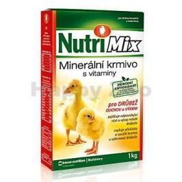 NUTRI MIX pro drůbež odchov a výkrm 1kg
